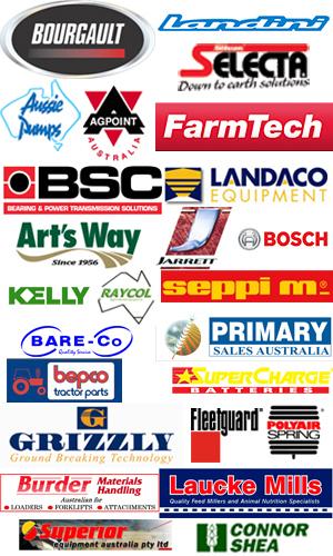 Supplier Logo's